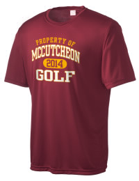 Mccutcheon High School Golf