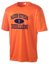 Madison Southern High School Cheerleading