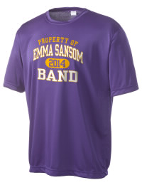 Emma Sansom High School Band