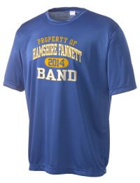Hamshire Fannett High School Band