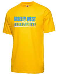 Greeley West High SchoolCheerleading