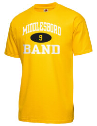 Middlesboro High SchoolBand