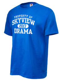 Skyview High SchoolDrama