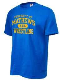 Mathews High SchoolWrestling