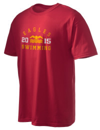 James Monroe High School Swimming