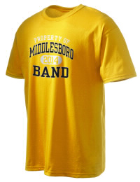 Middlesboro High School Band