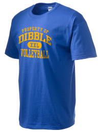 Dibble High School Volleyball