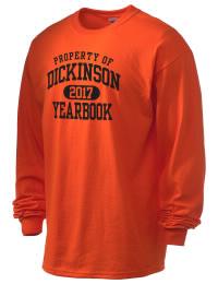 Dickinson High SchoolYearbook