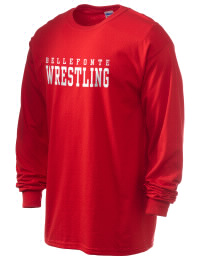 Bellefonte High SchoolWrestling