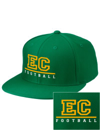 Sport a cool custom pro look, for yourself or the whole team, with this East Chambers High Buccaneers fitted embroidered cap. The East Chambers High Buccaneers sportswear hat is made from innovative poly-wool performance fabric with black underbill and a fiber-tech visor board that is flat as can be, allowing you to bend it -- or not -- however you like your merchandise.