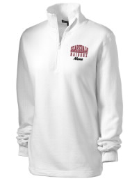 Scarsdale High School Raiders Embroidered Women's 1/4 Zip Sweatshirt