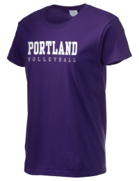 Ultra cotton comfort for the softest feel against your skin. The Portland High School Panthers crewneck T-shirt features a seamless collar for added comfort.