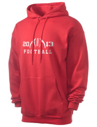 Crafted for comfort, this lighter weight Burlingame High School Panthers hooded sweatshirt is perfect for relaxing and it's a real value for a sportswear hoody. A must have for the serious Burlingame High School Panthers apparel and merchandise collection. 50/50 cotton/poly fleece hoodie with two-ply hood, dyed-to-match drawcord, set-in sleeves, and front pouch pocket round out the features of a Panthers hooded sweatshirt.