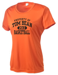 Take on your opponents in maximum comfort. The Tom Bean High School Tomcats Competitor T-Shirt is lightweight and offers a roomy, athletic look and helps control moisture.