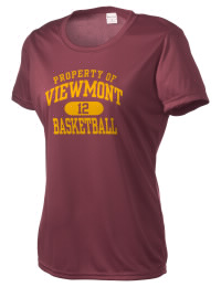 Take on your opponents in maximum comfort. The Viewmont High School Vikings Competitor T-Shirt is lightweight and offers a roomy, athletic look and helps control moisture.