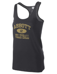 The ABBOTT HIGH SCHOOL PANTHERS District Threads Racerback Tank is semi-fitted for a flattering look and perfect for layering. Racerback detail lends casual, athletic style.