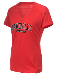 The Ladies Ultimate Performance V-Neck Lakeville High School Panthers tee is perfect for your active lifestyle.  The V-neck performance t-shirt is made with moisture wicking fabric and has a soft, cotton-like feel. This layerable Lakeville High School Panthers V-neck tee is sure to become a favorite on and off the court.