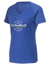 The Ladies Ultimate Performance V-Neck Valley Christian Academy Lions tee is perfect for your active lifestyle.  The V-neck performance t-shirt is made with moisture wicking fabric and has a soft, cotton-like feel. This layerable Valley Christian Academy Lions V-neck tee is sure to become a favorite on and off the court.