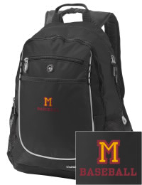 A go-anywhere Middleton High School Tigers backpack design in a streamlined size that's engineered to hold all the essentials in place. Convenient dual-side mesh water bottle pockets, and front pocket with organizer panel. Great for Middleton High School Tigers fan gear.