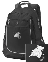 A go-anywhere Chatfield Senior High School Chargers backpack design in a streamlined size that's engineered to hold all the essentials in place. Convenient dual-side mesh water bottle pockets, and front pocket with organizer panel. Great for Chatfield Senior High School Chargers fan gear.