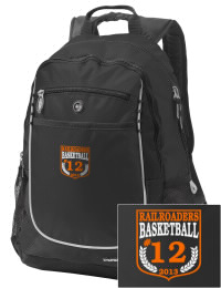 A go-anywhere Ellis High School Railroaders backpack design in a streamlined size that's engineered to hold all the essentials in place. Convenient dual-side mesh water bottle pockets, and front pocket with organizer panel. Great for Ellis High School Railroaders fan gear.