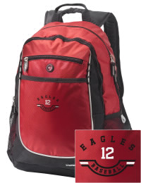 A go-anywhere Diamond Hill Jarvis High School Eagles backpack design in a streamlined size that's engineered to hold all the essentials in place. Convenient dual-side mesh water bottle pockets, and front pocket with organizer panel. Great for Diamond Hill Jarvis High School Eagles fan gear.