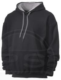 Trumbull High School Eagles Gildan Men's 7.75 oz Contrast Hooded Sweatshirt