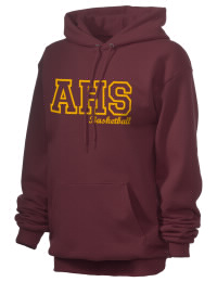 Crafted for comfort, this lighter weight embroidered Andress High School Eagles hooded sweatshirt is perfect for relaxing.  A must have hoody for the serious Andress High School Eagles apparel and merchandise collection. 50/50 cotton/poly fleece hoodie with two-ply hood, dyed-to-match drawcord, set-in sleeves, and front pouch pocket round out the features of a Eagles hooded sweatshirt.