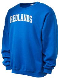 Redlands High School Terriers JERZEES Unisex NuBlend® 8oz Crewneck Sweatshirt