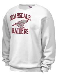 Scarsdale High School Raiders JERZEES Unisex NuBlend® 8oz Crewneck Sweatshirt