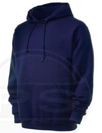 Garfield High School Bulldogs JERZEES Unisex 8oz NuBlend® Hooded Sweatshirt