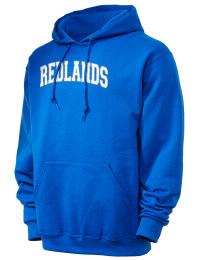 Redlands High School Terriers JERZEES Unisex 8oz NuBlend® Hooded Sweatshirt