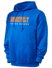 Theodore Roosevelt Senior High School Rough Riders JERZEES Unisex 8oz NuBlend® Hooded Sweatshirt