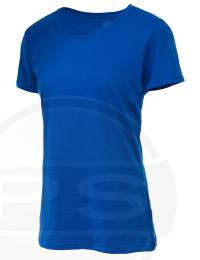 Winston Churchill High School Bulldogs Fruit of the Loom Women's 5oz Cotton T-Shirt