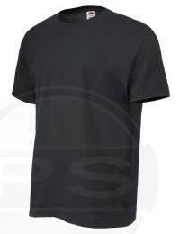 Trumbull High School Eagles Fruit of the Loom Men's 5oz Cotton T-Shirt