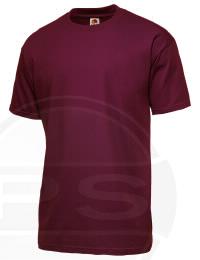 Pensacola High School Tigers Fruit of the Loom Men's 5oz Cotton T-Shirt