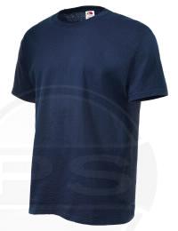 Garfield High School Bulldogs Fruit of the Loom Men's 5oz Cotton T-Shirt
