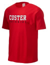 Custer High SchoolSwimming