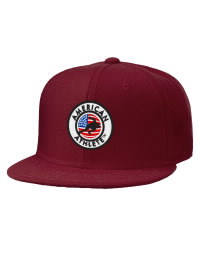 Scarsdale High School Raiders Embroidered Wool Blend Flat Bill Pro-Style Snapback Cap