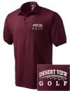 Desert View High SchoolGolf