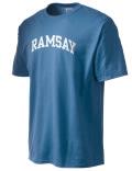 Ramsay t-shirt.