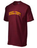 Russell County t-shirt.