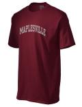 Maplesville t-shirt.