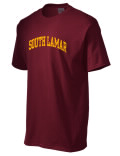 The South Lamar High School t-shirt is destined to become your favorite. This heavyweight cotton shirt is built with style, comfort, and durability in mind. And with so many colors to choose, you'll a different one for every day of the week!