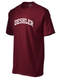 The Deshler High School t-shirt is destined to become your favorite. This heavyweight cotton shirt is built with style, comfort, and durability in mind. And with so many colors to choose, you'll a different one for every day of the week!