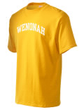 The Wenonah High School t-shirt!