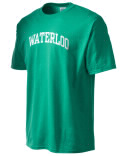 Waterloo t-shirt.