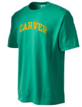 Carver Montgomery t-shirt.