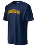 The Monroe County High School t-shirt is destined to become your favorite. This heavyweight cotton shirt is built with style, comfort, and durability in mind. And with so many colors to choose, you'll a different one for every day of the week!