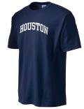 Houston Academy t-shirt.